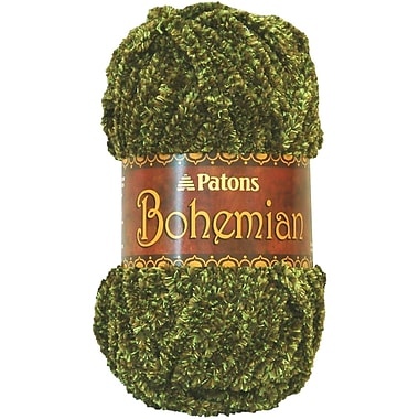 Bohemian Yarn, Green Tea
