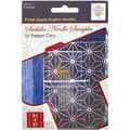 Sashiko Needle Sampler, Assorted Sizes 10/Pkg