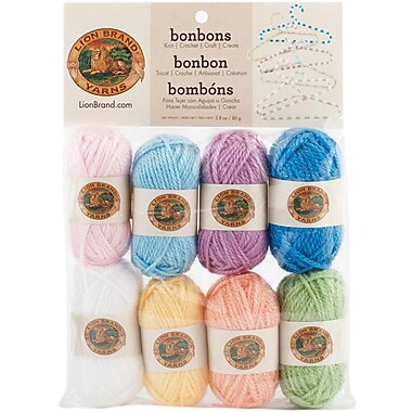 Bonbons Yarn, Pastels