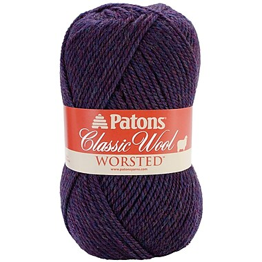 Classic Wool Yarn, Passion Heather