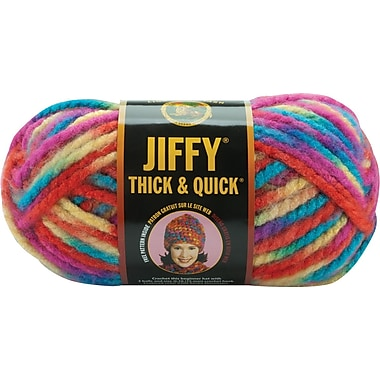 Jiffy Thick & Quick, Rocky Mountains