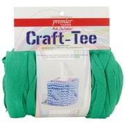 Premier Craft-Tee Yarn, Emerald Green