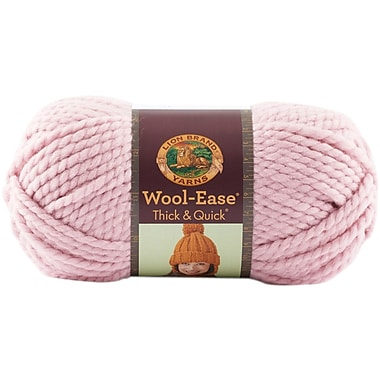 Wool-Ease Thick & Quick Yarn, Blossom