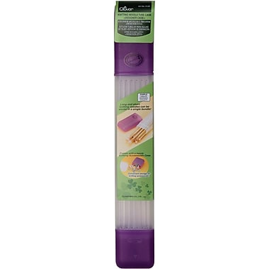 Knitting Needle Tube Case, Purple