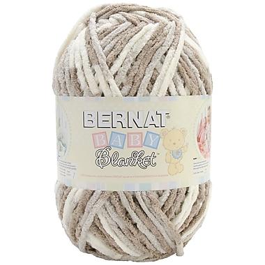 Baby Blanket Big Ball Yarn, Little Sandcastles