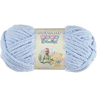 Baby Blanket Big Ball Yarn, Baby Blue