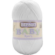 Baby Sport Big Ball Yarn, Solids