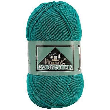 Phentex Worsted Solids Yarn, Emerald
