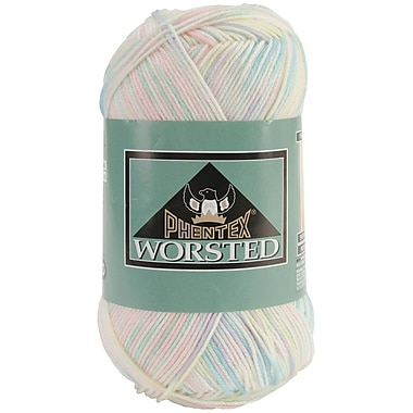 Phentex Worsted Ombres Yarn, Sweet Summer