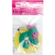 "Easy Wrap Pom-Pom Maker, Makes 4 Sizes 1.25"", 1.75"", 2.25"" & 3.5"""