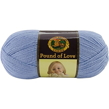 Pound Of Love Baby Yarn, Bluebell
