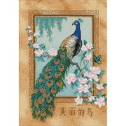 "Gold Collection Petite Beautiful Bird Counted Cross Stitch Kit, 5""X7"" 18 Count"