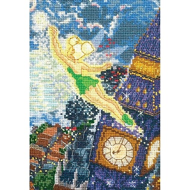 Disney Dreams Collection By Thomas Kinkade Tinker Bell