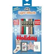 DMC Light Effects Floss Pack, Holiday