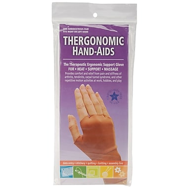 Thergonomic Hand-Aids Support Gloves 1 Pair, Small