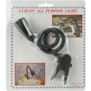Clip-On All Purpose Light, Black
