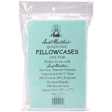 Pillowcase Pair , Queen 20
