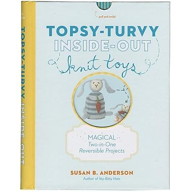 Artisan Books, Topsy Turvy Inside Out Knit Toys