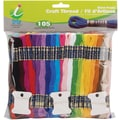Craft Thread Giant Pack 9.14 Meter, Assorted Colors