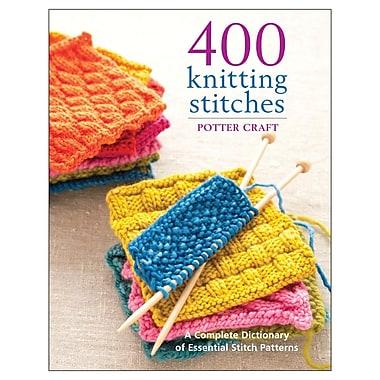 403 Knitting Stitches