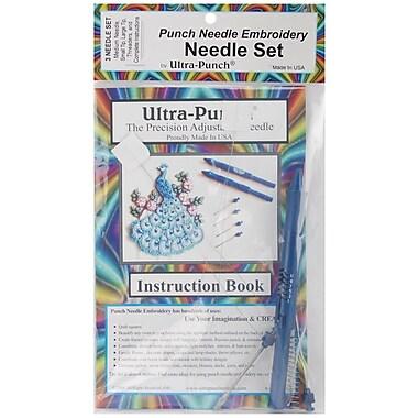 Ultra Punch Needle Set: Small, Medium, Large