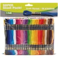 Craft Thread Super Giant Pack, Assorted Colors