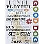 Good Dog Counted Cross Stitch Kit, 9X12 14