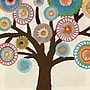 Handmade Collection Tree Crewel Embroidery Kit, 10X10 Stitched