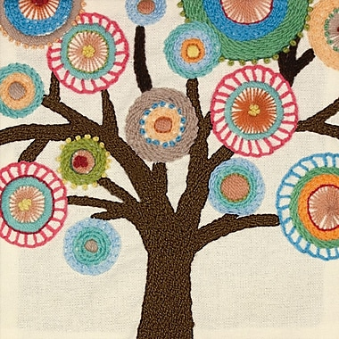Handmade Collection Tree Crewel Embroidery Kit, 10