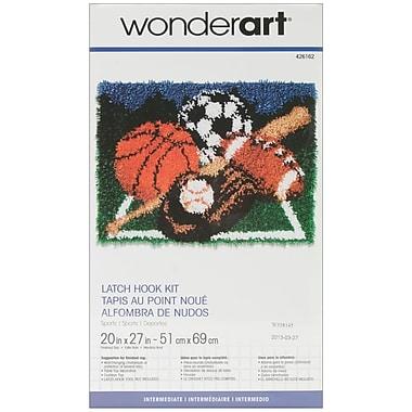 Wonderart Latch Hook Kit 20