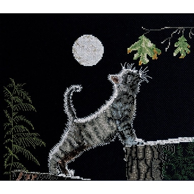 Max's Moon Counted Cross Stitch Kit, 12