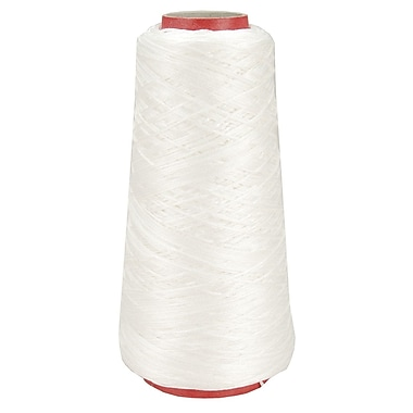 DMC Six Strand Embroidery Cotton 100 Gram Cone, White