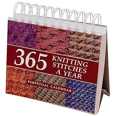 368 Knitting Stitches Calendar