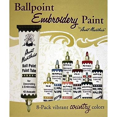 Aunt Martha's Ballpoint Paint Tubes