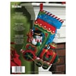 Candy Express Stocking Felt Applique Kit, 18in. Long