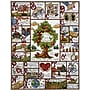 Families ABC Counted Cross Stitch Kit, 16X20 14