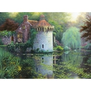 """Scotney Castle Garden Counted Cross Stitch Kit, 16""""X12"""" 16 Count"""