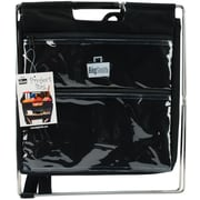 BagSmith's Famous Canvas Project Bag, 12X12X9 Black