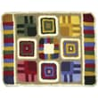 Patchwork Rug Punch Needle Kit, 27in.X20in.