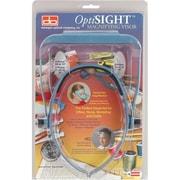 OptiSIGHT Magnifying Visor, Blue W/Three Lens Plates
