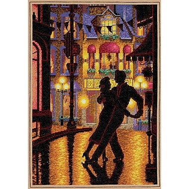 Gold Collection Midnight Dance Counted Cross Stitch Kit, 11