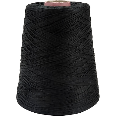 DMC Six Strand Embroidery Cotton 500 Gram Cone, Black