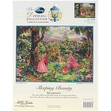 Disney Dreams Collection Thomas Kinkade Sleeping Beauty