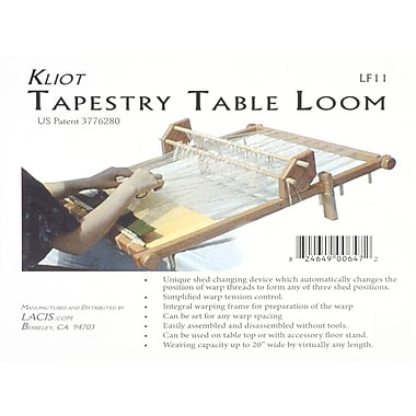 Kliot Tapestry Loom 20
