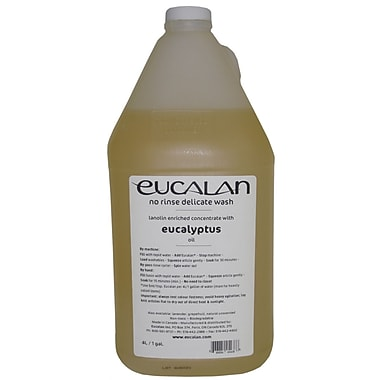 Eucalan Fine Fabric Wash Gallon Jug, Eucalyptus
