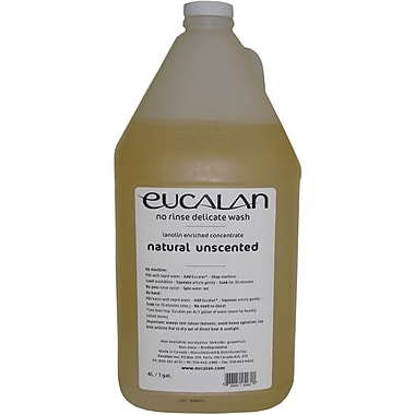 Eucalan Fine Fabric Wash Gallon Jug-Unscented