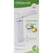 Ott-Lite Folding Task Lamp, White
