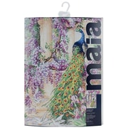 """Anchor Maia® The Peacock Counted Cross Stitch Kit, 16"""" x 12"""", 14 Count"""