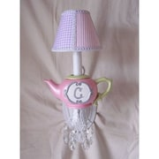 Silly Bear Millie's Teaparty Wall Sconce; Touch Of Elegance