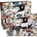 NMR Ford Model T 1000 Piece Jigsaw Puzzle